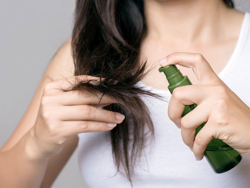 استفاده از روغنهای مغذی برای پرپشت شدن مو