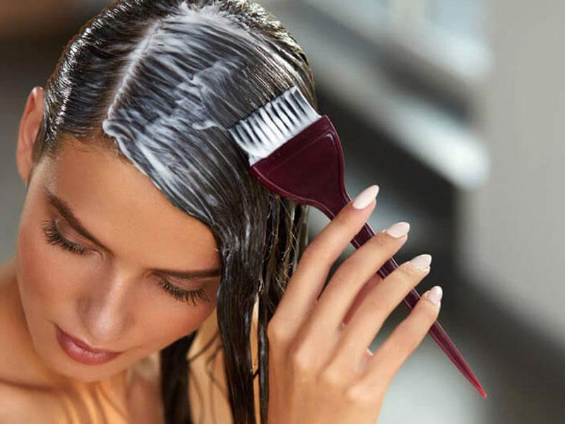 حفاظت از مو با ماسک مو