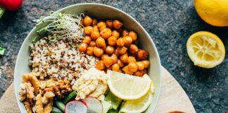 رژیم غذایی گیاهی